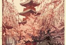 pinturas japonesas