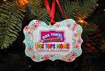 Box tops / by Amber Marquez