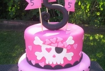 Ideas for Kenzies pirate party