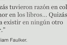 WILIAM FAULKER ♥
