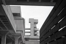 Tricorn Centre Portsmouth / Demolished in 2004 the Tricorn was one of the best examples of modernist architecture in Britain.