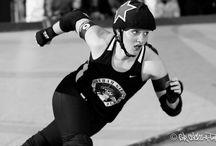 Roller Derby Girls, 2011 / by Peg Corwin