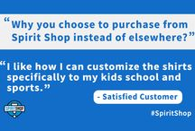 Customer Reviews / What people are saying now about Spirit Shop