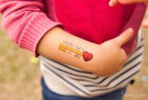 Tattoo Dinoleta {tatuagem temporária}