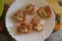 Zalogajcici / Mini sendvici