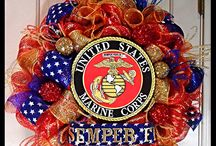 Marine Corp Retirement Party Ideas and Party Favors