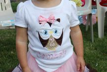 Owl Birthday Party / by Amy Palmer-Perrier
