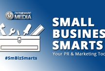 Small Business Smarts by On The Marc MEdia / by On The Marc Media