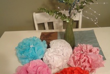 Made with love by me :) / ~Party decor & photo props~ / by Ellie Paxton