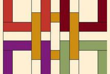 Celtic Squares Block Pattern