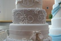Wedding Cakes / by Jaclyn Wills