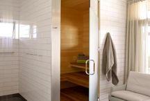 Badrum/sauna