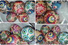 ozdoby wielkanocne Handmade By Anna