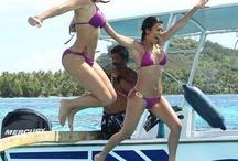 Celebrity Sightings / by Tahiti Travel Planners