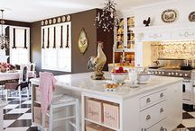 Kitchens / by Theresa Clouser