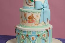 Boy Baby Shower Cakes / by Cake Central