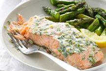Fish / Recipes involving fish :) / by Trisha Lee