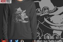 Anime T-shirt Long Sleeve / Long Sleeve shirt about Anime