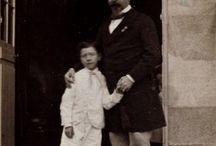 empereur Napoléon III et son fils