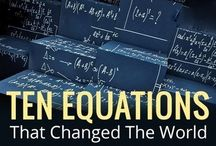 "Ten Equations : ""That Changed The World"""