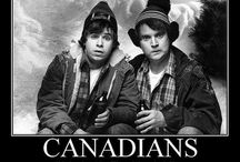 I Am Canadian, Eh! / All things Canada!