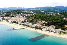 Herault, Languedoc, France / The Herault department in the Languedoc region of France.