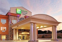 Our stay at the Holiday Inn Express in Marshall, Texas