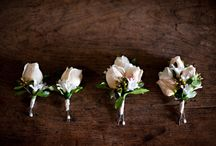 Boutonniere Ideas / by Bluebird Productions