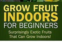 Frugt indendørs osv.