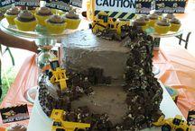cakes and cupcakes for boys / Cakes and cupcakes for boys