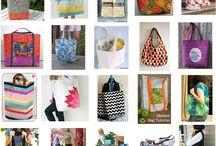 Bags & Purses / Making handbags & carryalls & shopping bags.