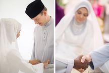 Malay Wedding Ceremony in Malaysia