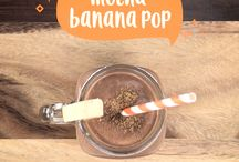 """Recipes That'll Make You Shake Shake Shake™ / """"SIP-IT-'TIL-THE-STRAW- MAKES-NOISE"""" GOOD! / by Zumba Fitness"""