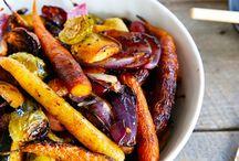 Veggies / Beautiful vegetarian recipes and food photography