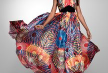 Vlisco jurken