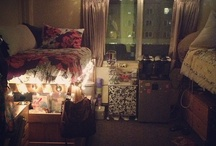 I live in a dorm. / by Kaity Johnson