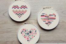 Modern Cross Stitch Inspiration