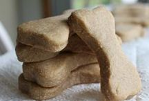 treats for your dog / by Kristy Dorn