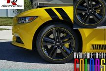 Alloy Wheel Protection / Alloy Wheel Protection By RimPro-Tec comes in great clip in pinstripe colours for your car wheels. www.rimpro-tec.com