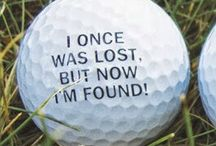 Lost Golf Balls / Where the lost golf balls go.