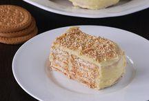 Torta Galletas María