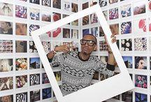 photo booth prop ideas / by Elyse Fair