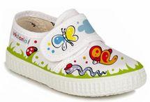zapatillas niños pintadas
