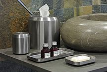 room360 Stainless Steel Bath Accessories