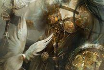 game & Detail art