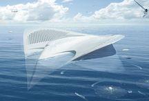 futuristic Homepage concepts