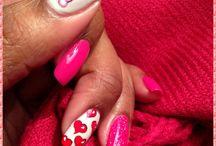 Nail art à thèmes :-) / Voici quelques Nail art sur un thème précis.