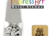 Metal Stamping for Metal Crafts / A board that gives ideas and inspiration to those that love creating jewelry or crafts using metal and metal stamping techniques and tools.