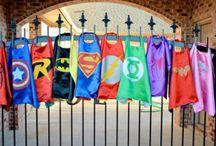 capas super heroes