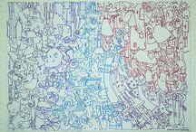 Sopas de personajes / Verborragia de dibujos